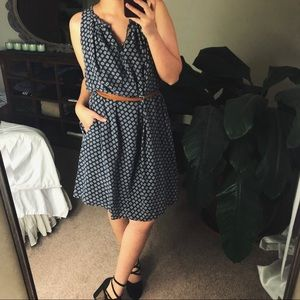 MADEWELL/ tunic dress